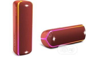 Sony Srs-xb32xb Portable Bluetooth Wireless Speaker - Red | Audio & Music Equipment for sale in Lagos State, Shomolu