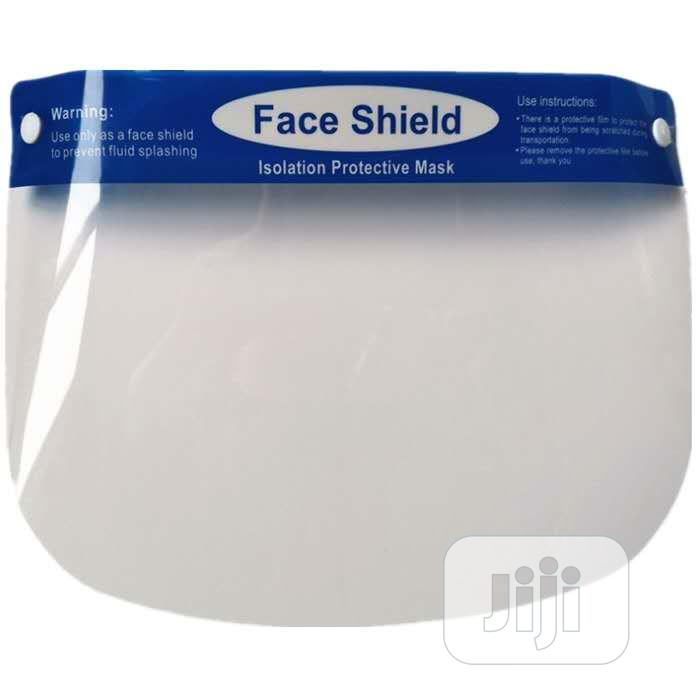 Archive: Adult Face Shield