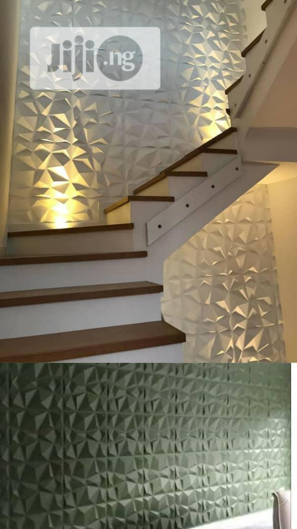 3D Wall Panel | Home Accessories for sale in Ikeja, Lagos State, Nigeria