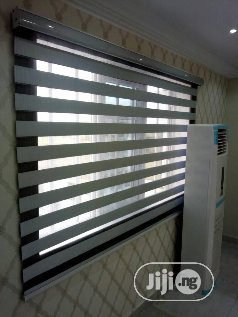 Day And Night Window Blind