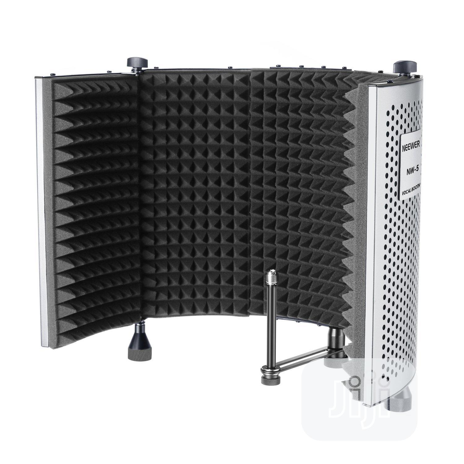 Portable Recording Booths Stand | Audio & Music Equipment for sale in Ikeja, Lagos State, Nigeria