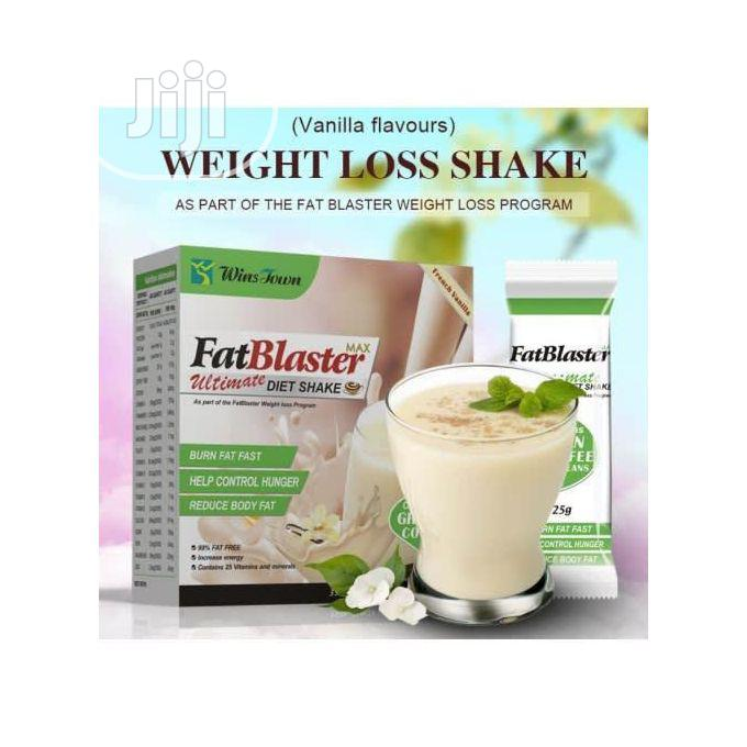 Fatblaster Weight Loss Diet Shake | Vitamins & Supplements for sale in Alimosho, Lagos State, Nigeria