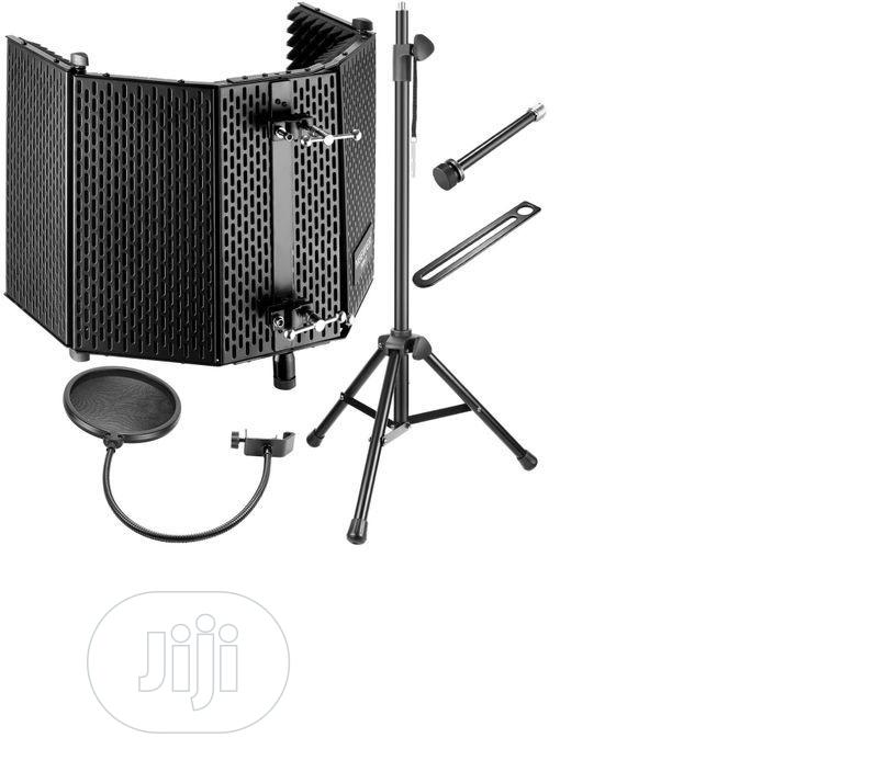 Portable Recording Booths Stand