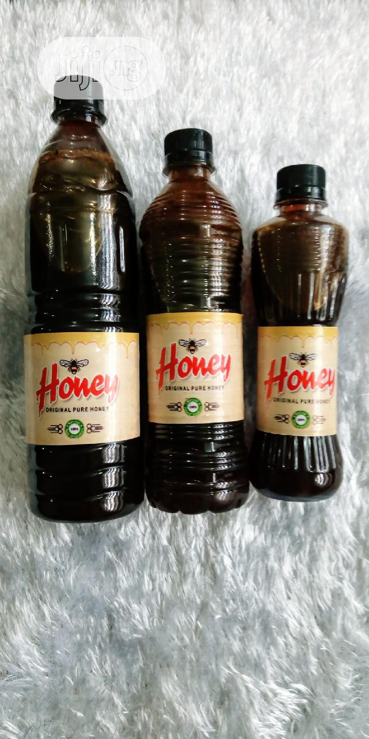 Archive: Undiluted Pure Natural Beehive Honey.