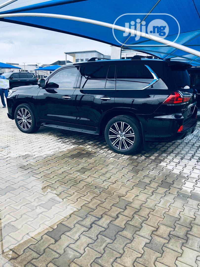 Lexus LX 570 2018 Black | Cars for sale in Lekki, Lagos State, Nigeria