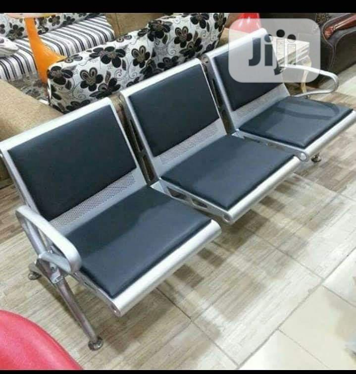 Airport Chair by 3seaters