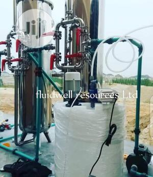 Stainless Water Treatment Plant With Dosing System, Simple And Profit | Repair Services for sale in Lagos State, Ajah