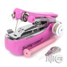 Mini Handheld Sewing Machine | Home Appliances for sale in Surulere, Lagos State, Nigeria