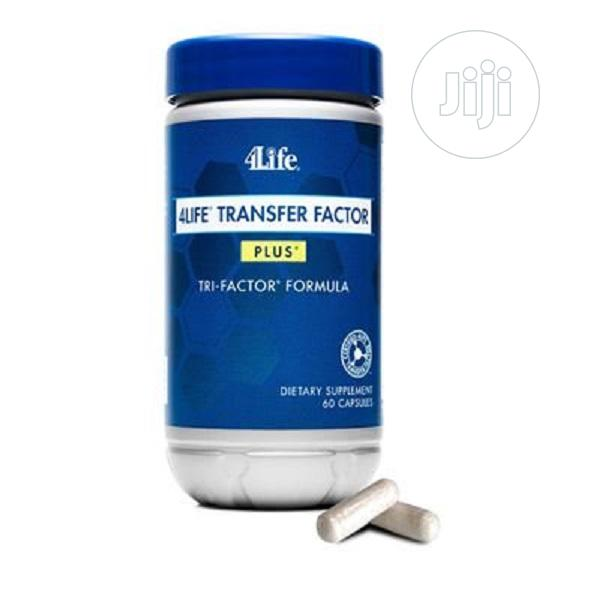 Archive: 4life Transfer Factor Plus