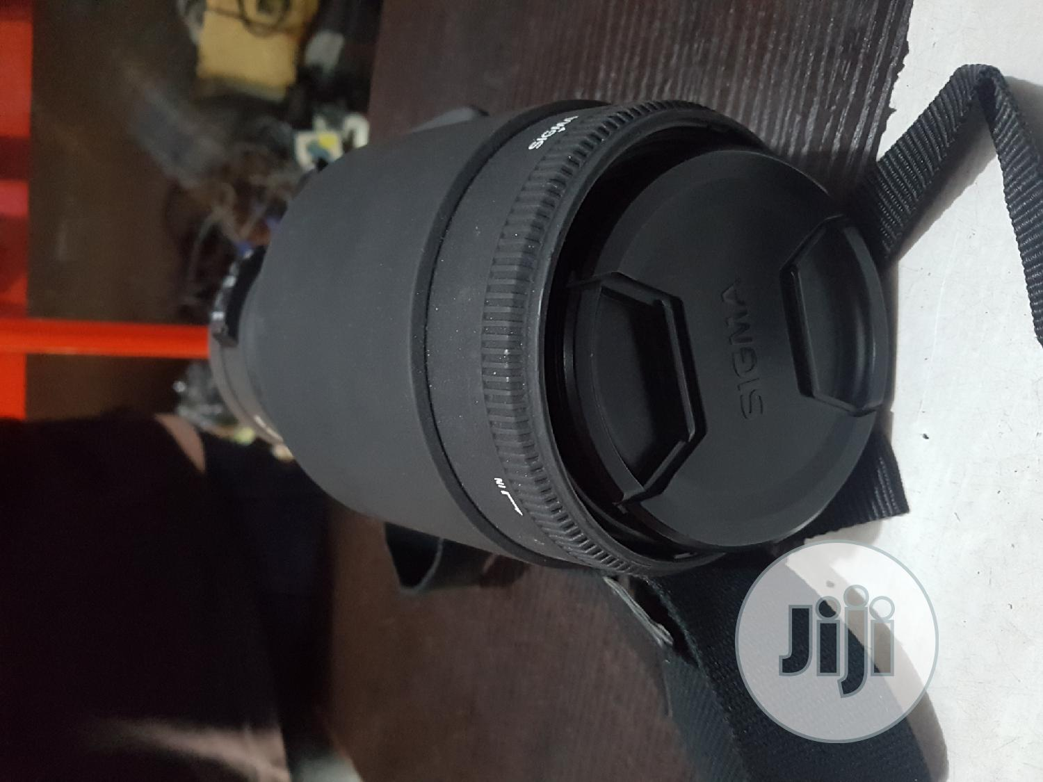 Sony Sigma Lens..150.500mm..1..5.6.3.Apo..Hms | Accessories & Supplies for Electronics for sale in Ikeja, Lagos State, Nigeria