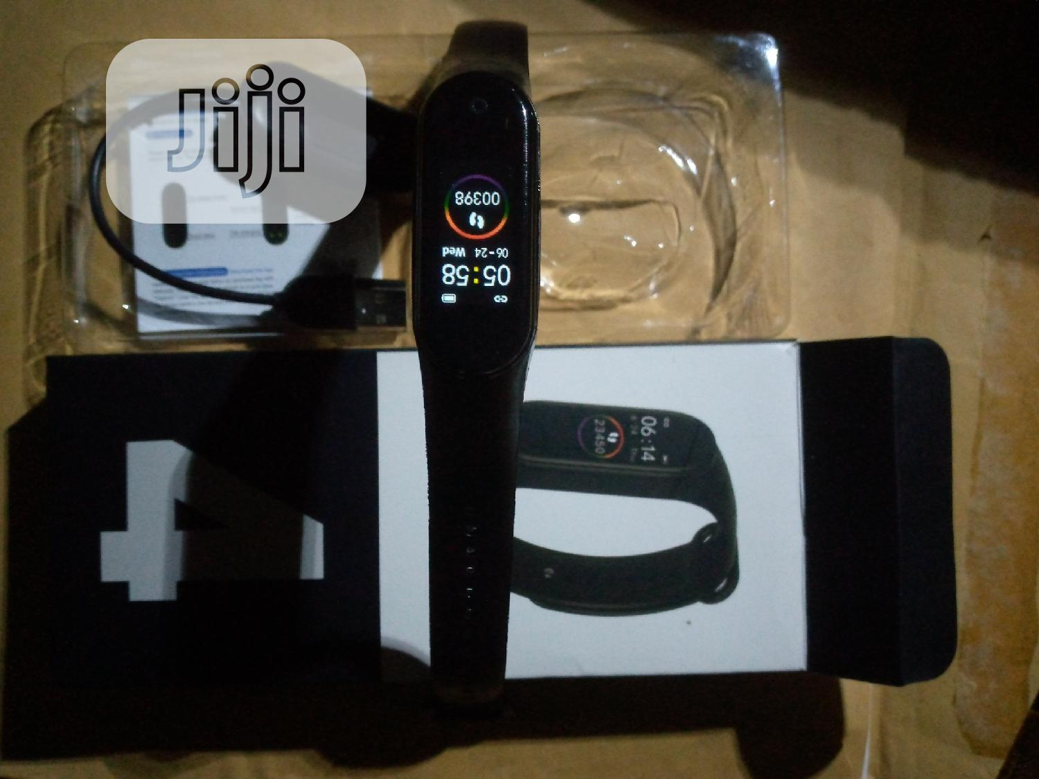 Archive: Mi Band 4 Fitness Watch
