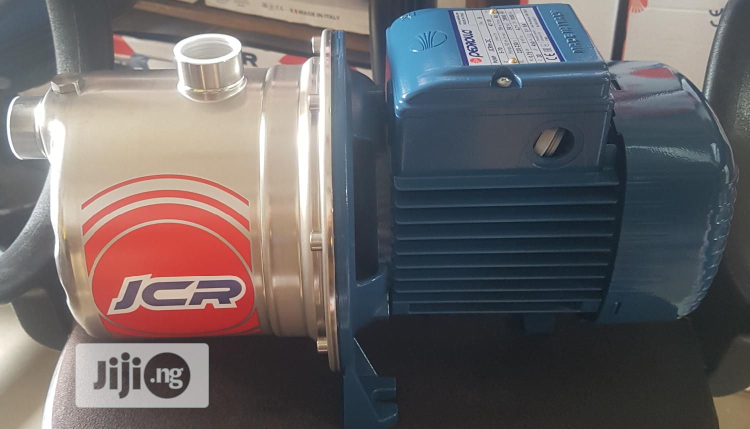 Pedrollo Pumping Machine 1hp-30hp   Plumbing & Water Supply for sale in Orile, Lagos State, Nigeria