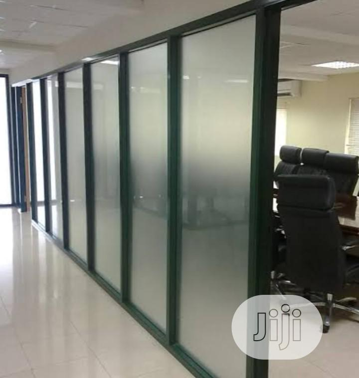 Office Partition | Building & Trades Services for sale in Kosofe, Lagos State, Nigeria