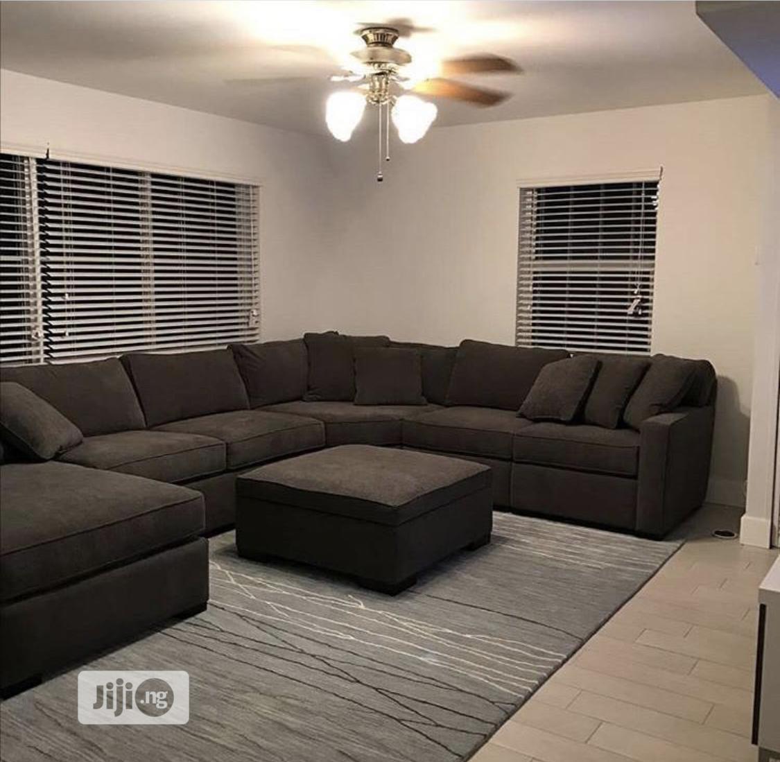 U Shape Luxury Sofa