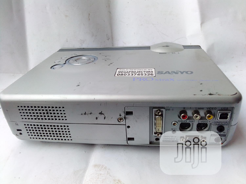 Sanyo Projector | TV & DVD Equipment for sale in Egbe Idimu, Lagos State, Nigeria