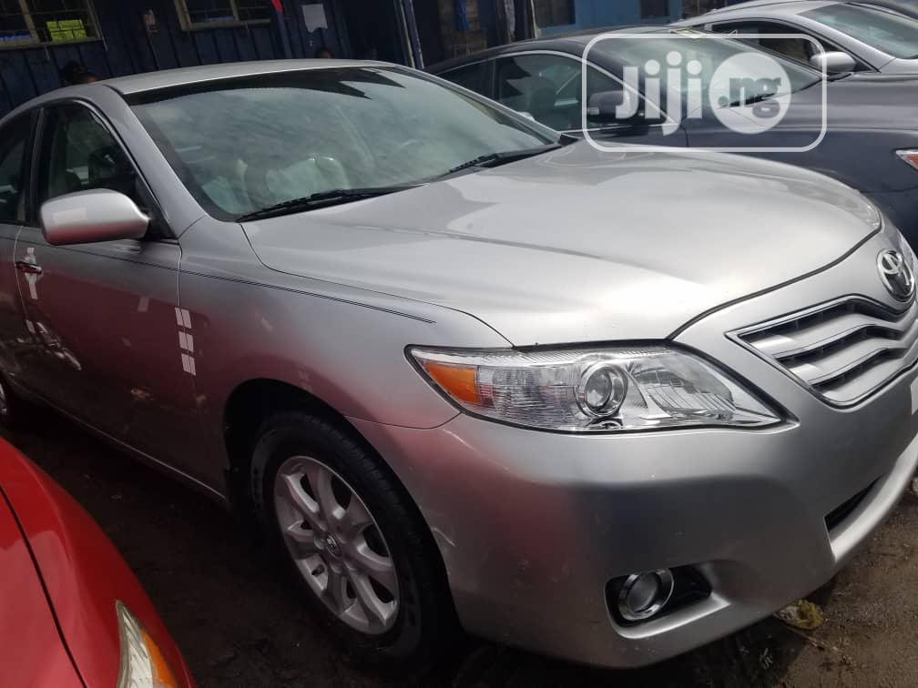 Toyota Camry 2008 Silver | Cars for sale in Apapa, Lagos State, Nigeria