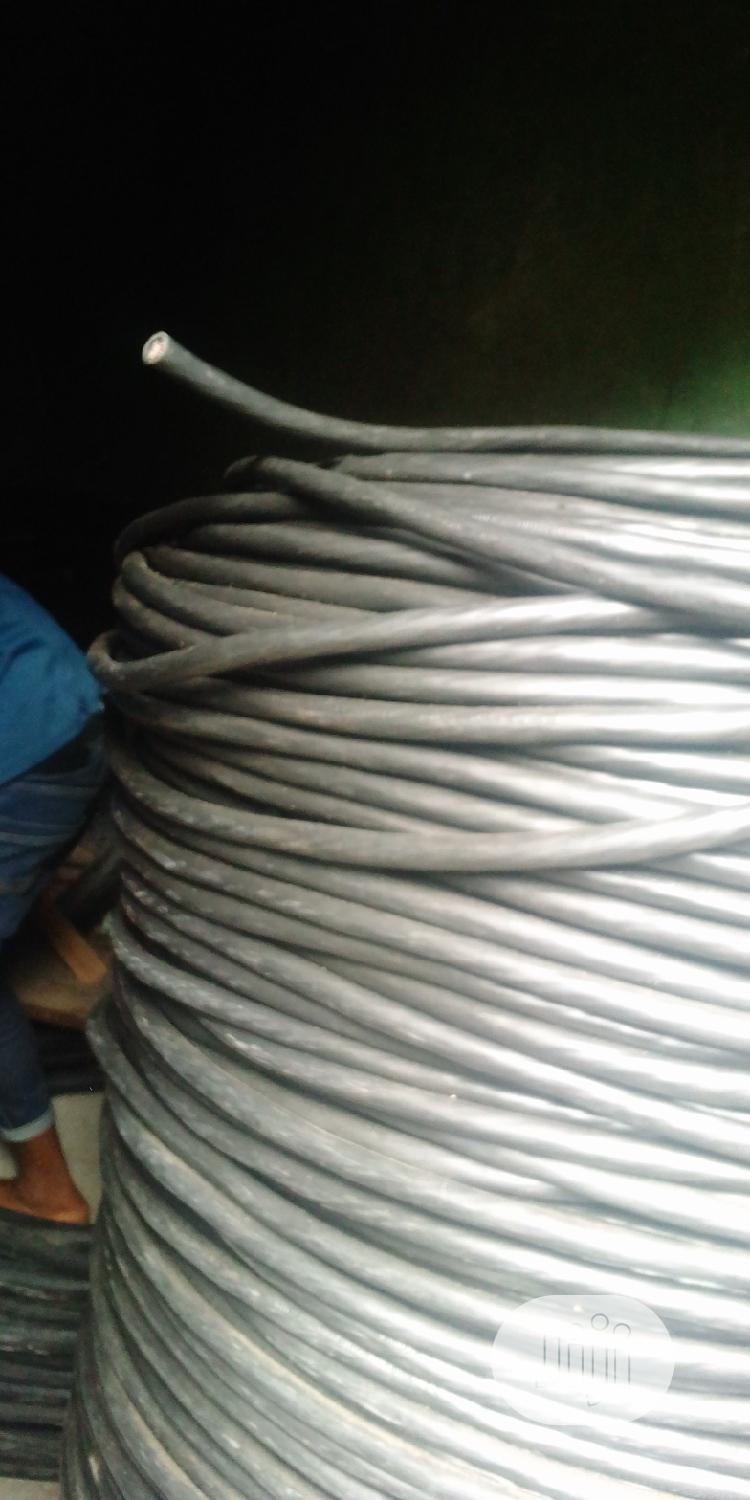 4 Mm 4 Core Armoured Cable   Electrical Equipment for sale in Lagos Island, Lagos State, Nigeria