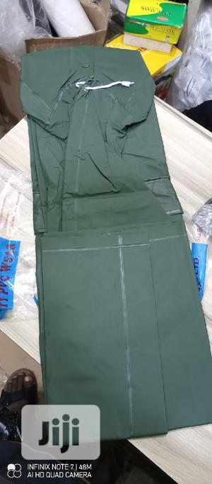 PVC Rain Coat | Safetywear & Equipment for sale in Lagos State, Gbagada