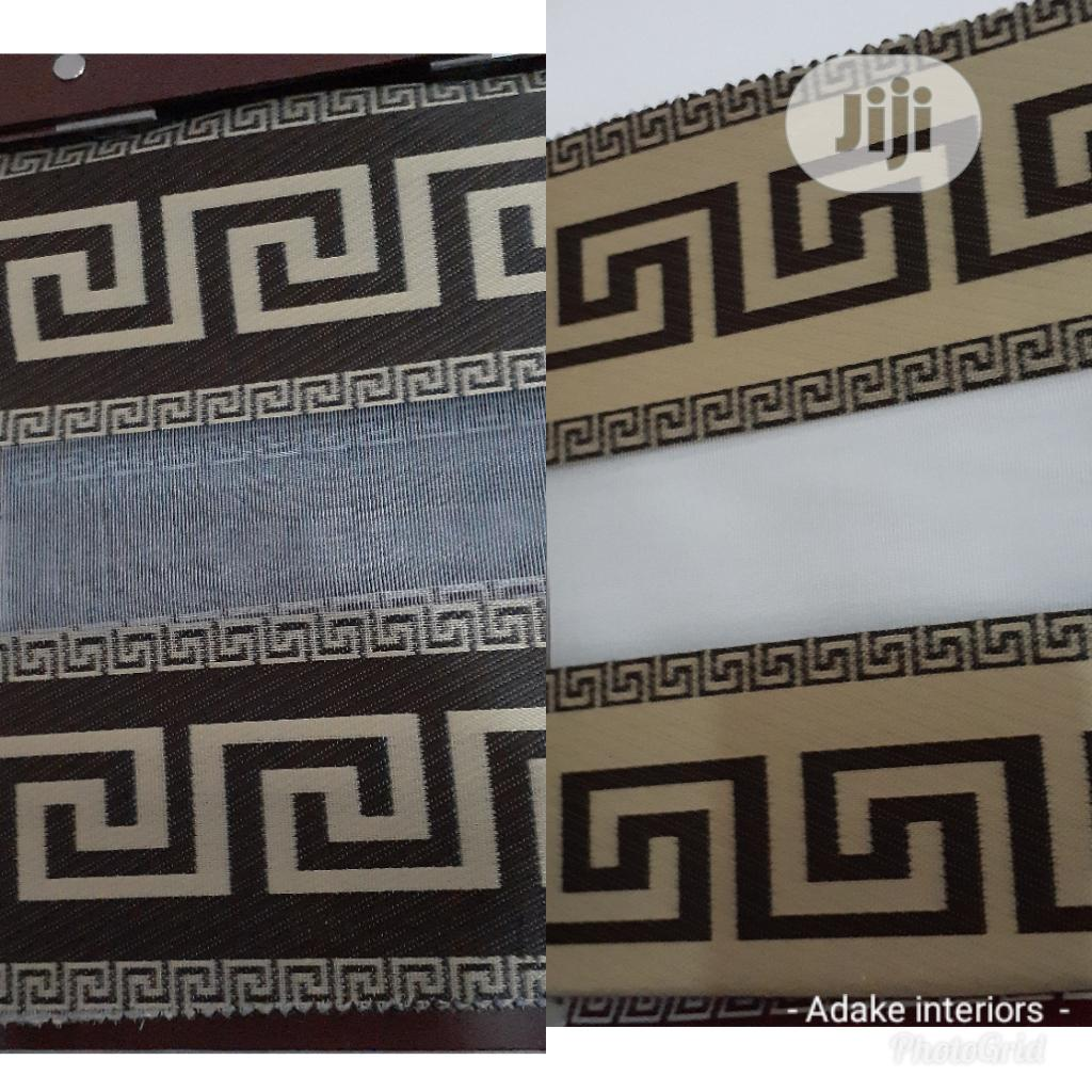Day And Night Window Blind   Home Accessories for sale in Yaba, Lagos State, Nigeria