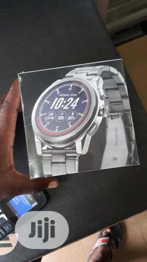 Micheal Kors Access - Silver | Smart Watches & Trackers for sale in Lagos State, Ikeja