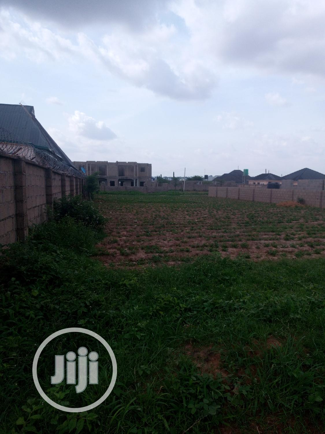 Archive: Beautiful Residential Plots for Sale in a Very Developed Estate Kaduna
