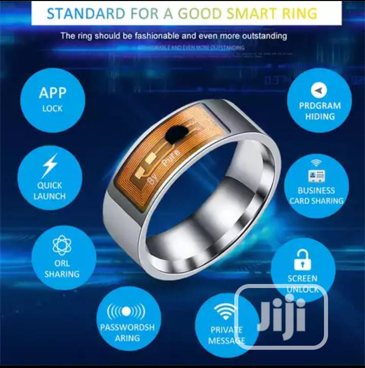 Archive: NFC Smart Ring