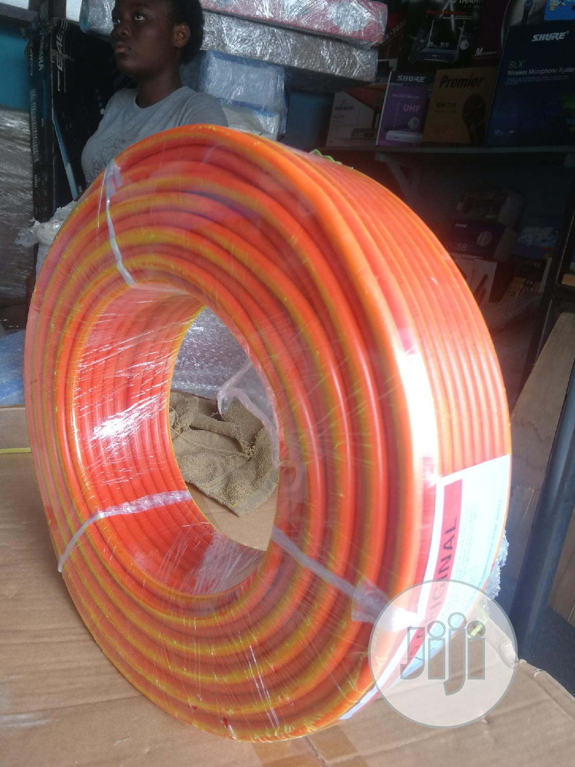 100% Copper Quality Speaker Cable | Accessories & Supplies for Electronics for sale in Apapa, Lagos State, Nigeria