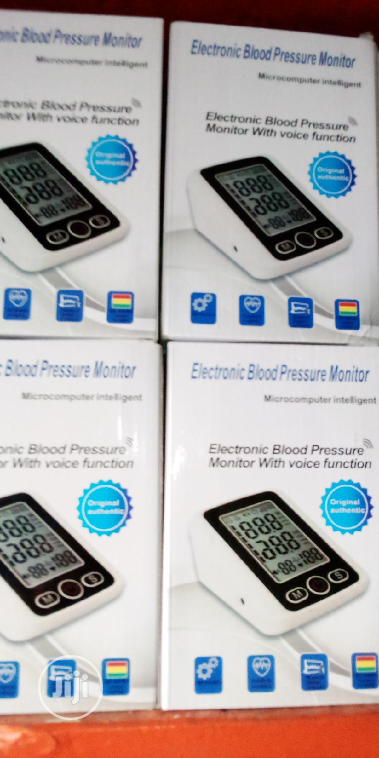 Blood Pressure Monitor | Tools & Accessories for sale in Lagos Island (Eko), Lagos State, Nigeria