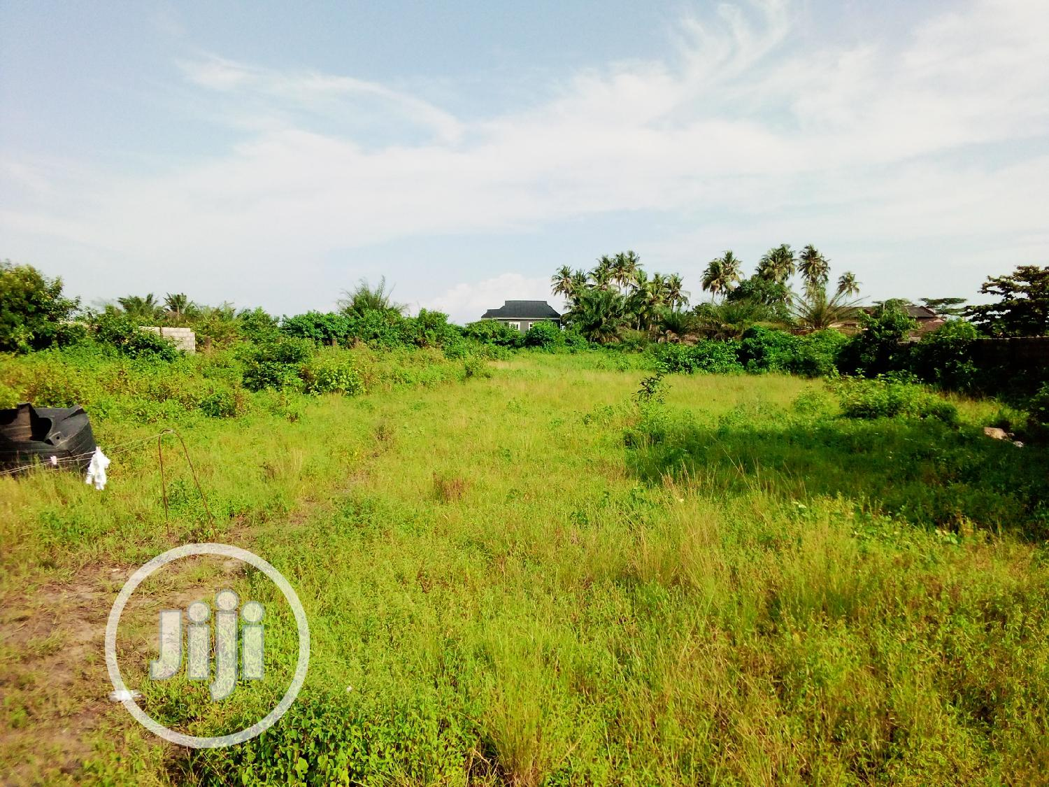 This Lands Is For Renting At Eleko Junction 8 Plots Of Lands