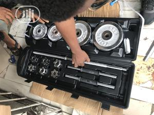 50kg Dumbbell | Sports Equipment for sale in Lagos State, Magodo