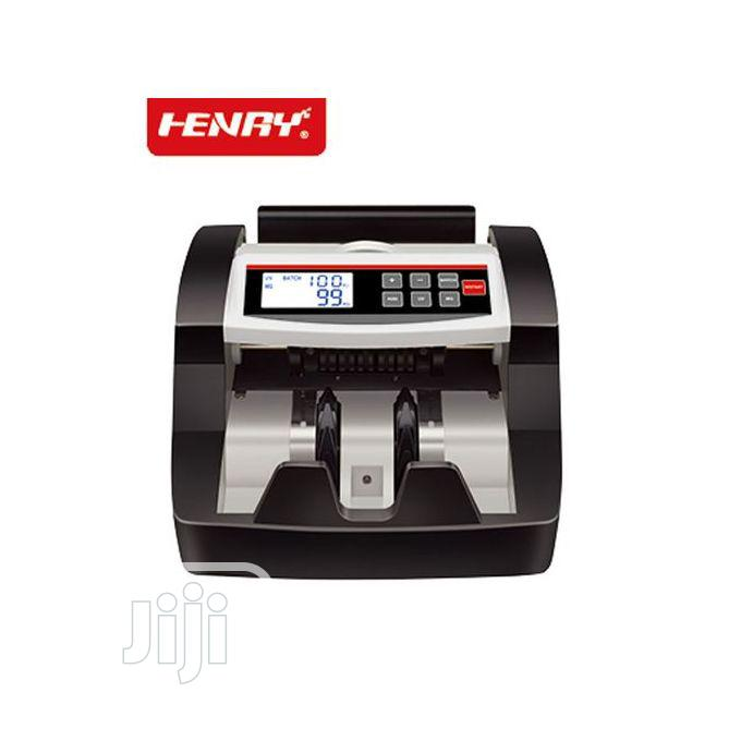 Henry Counting Machine With Automatic Detector & Display