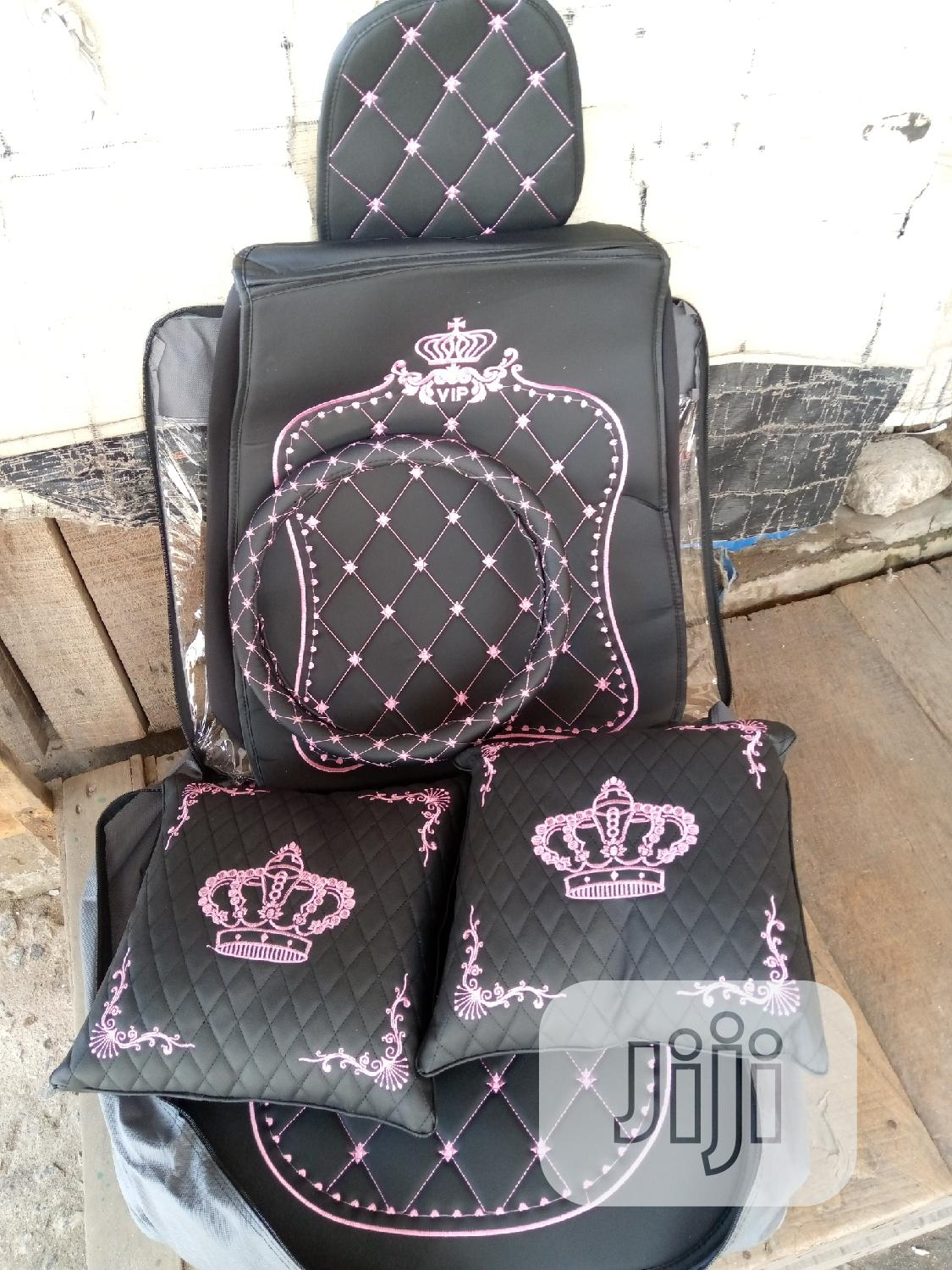 Crown Seat Cover | Vehicle Parts & Accessories for sale in Ojo, Lagos State, Nigeria