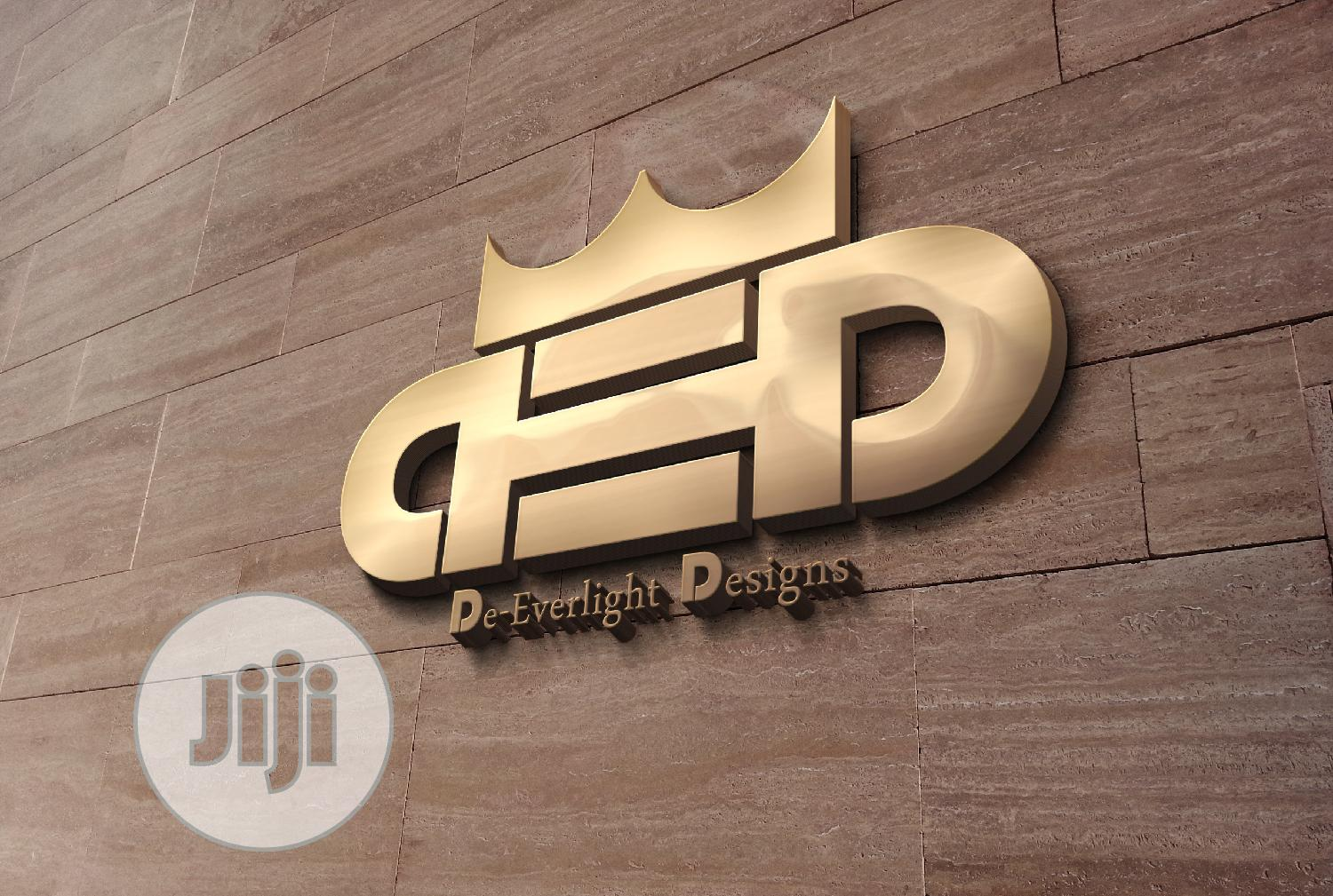 Company And Business Logo Creation | Computer & IT Services for sale in Port-Harcourt, Rivers State, Nigeria