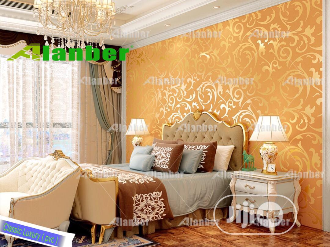 Classic And Unique 3D Wallpaper | Home Accessories for sale in Ikeja, Lagos State, Nigeria