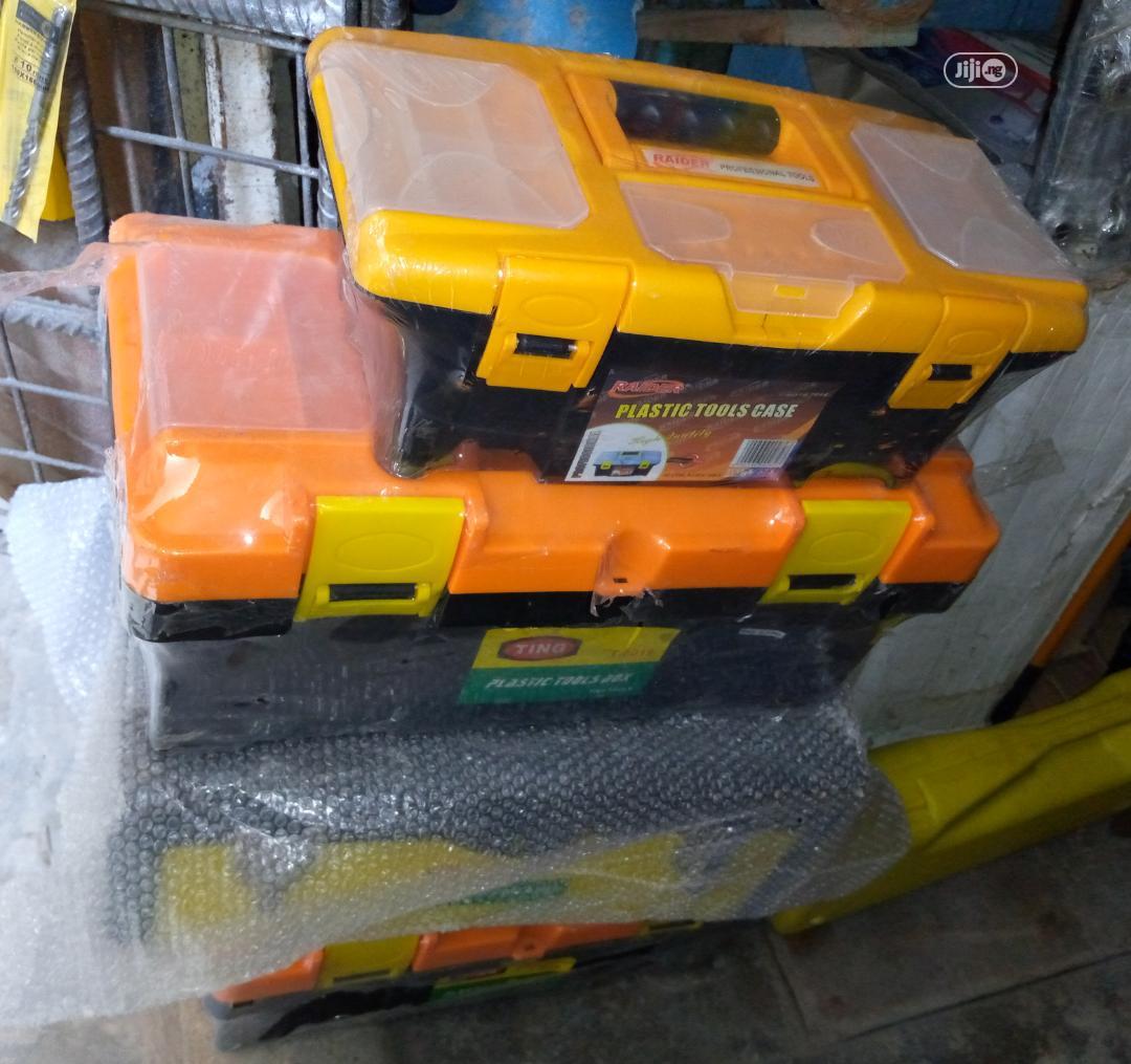 Archive: Plastic Tools Box