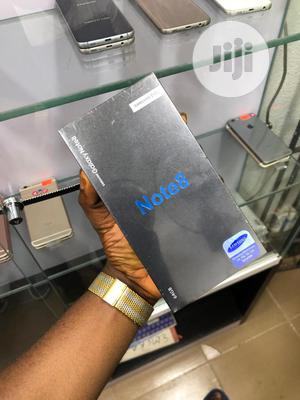 New Samsung Galaxy Note 8 64 GB Black | Mobile Phones for sale in Lagos State, Lekki