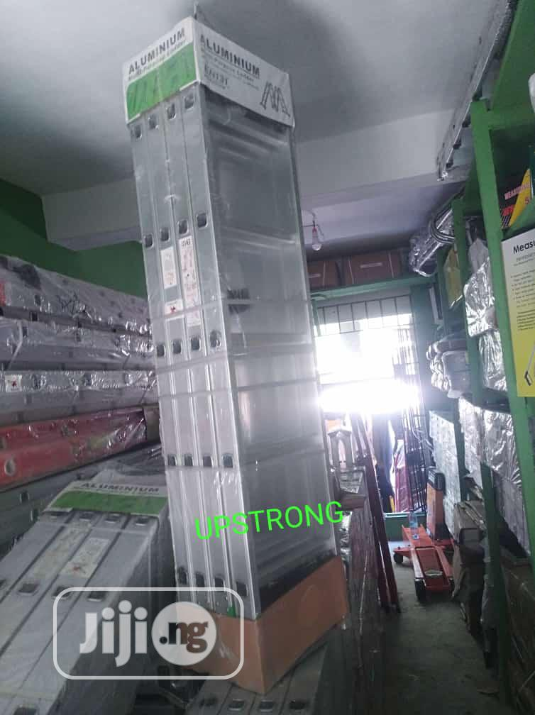Qualities Ladders (All Sizes) | Hand Tools for sale in Lagos Island (Eko), Lagos State, Nigeria