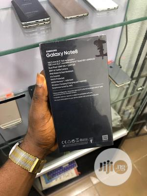 New Samsung Galaxy Note 8 64 GB Gray | Mobile Phones for sale in Lagos State, Ikeja
