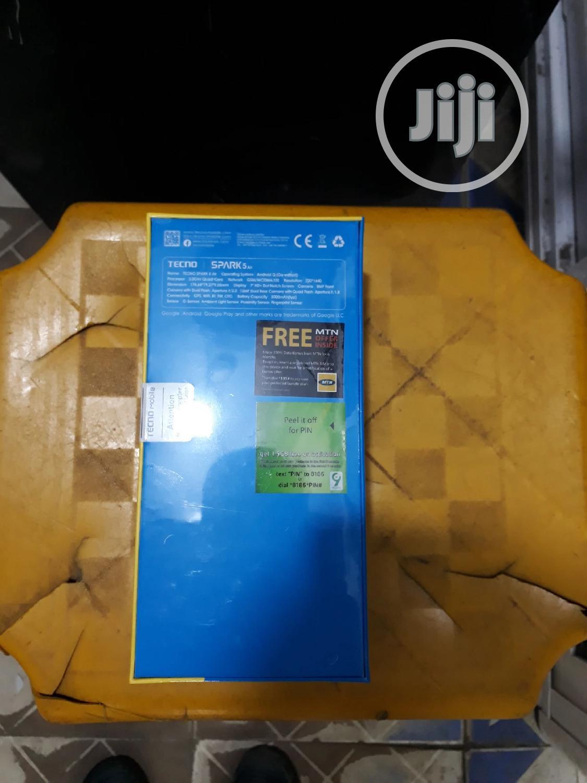 New Tecno Spark 5 Air 32 GB | Mobile Phones for sale in Ikeja, Lagos State, Nigeria