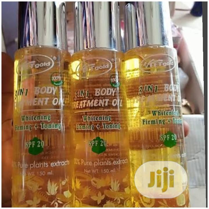 Veet Gold 3 In 1 Treatment Oil