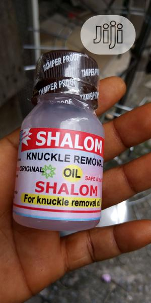 Shalom Dark Knuckles Removal Oil   Skin Care for sale in Lagos State, Amuwo-Odofin