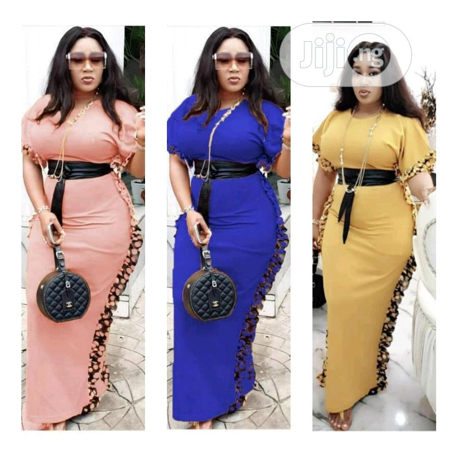 Ladies Long Dress | Clothing for sale in Ikeja, Lagos State, Nigeria