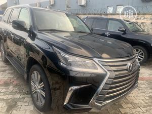 Lexus LX 570 2017 Black   Cars for sale in Lagos State, Amuwo-Odofin