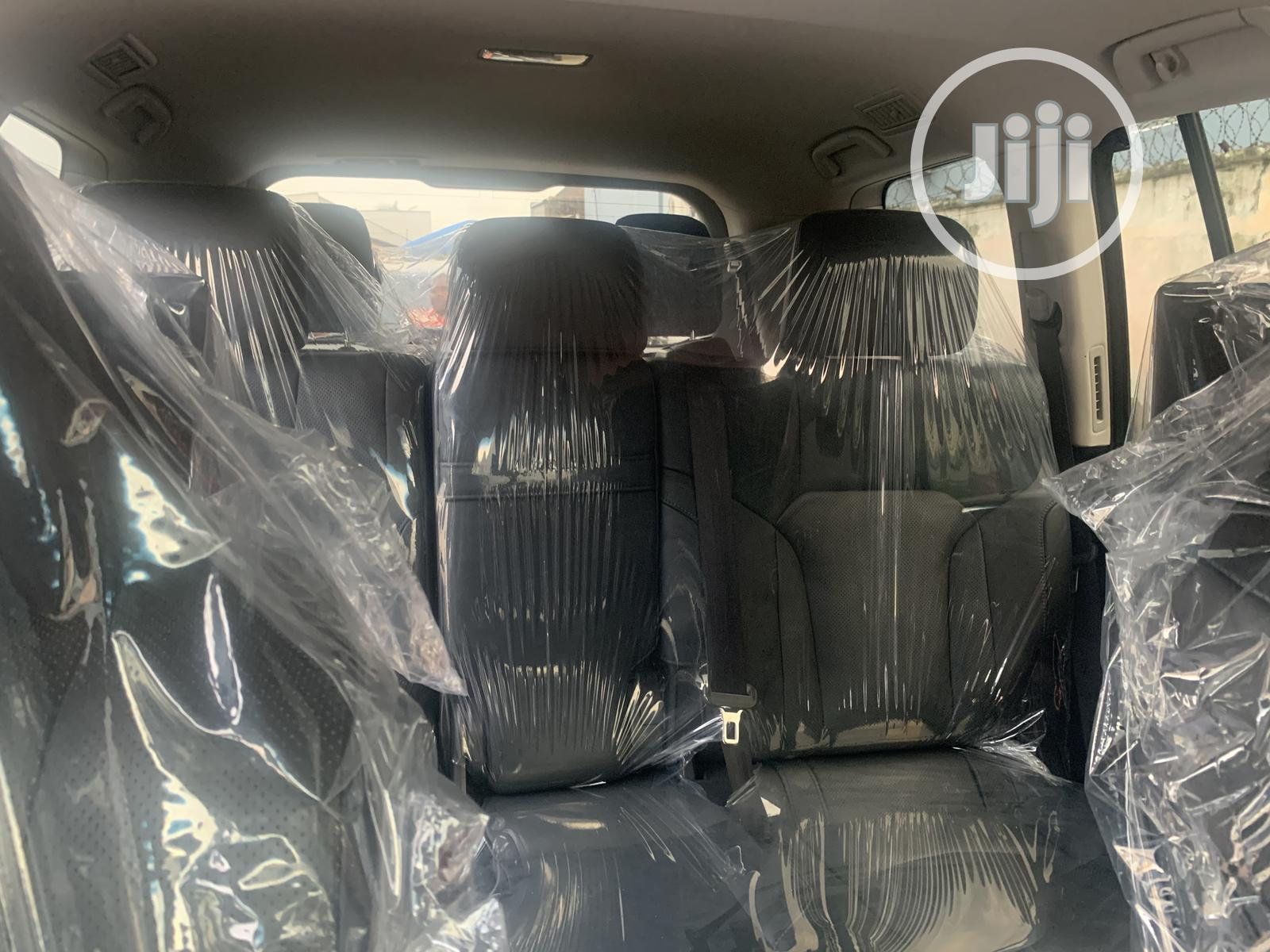 Lexus LX 570 2017 Black | Cars for sale in Amuwo-Odofin, Lagos State, Nigeria