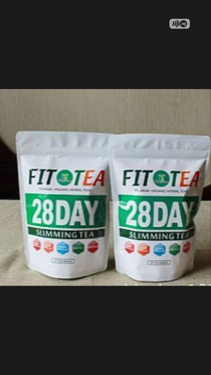 Slim Tea And Flat Tummy Tea