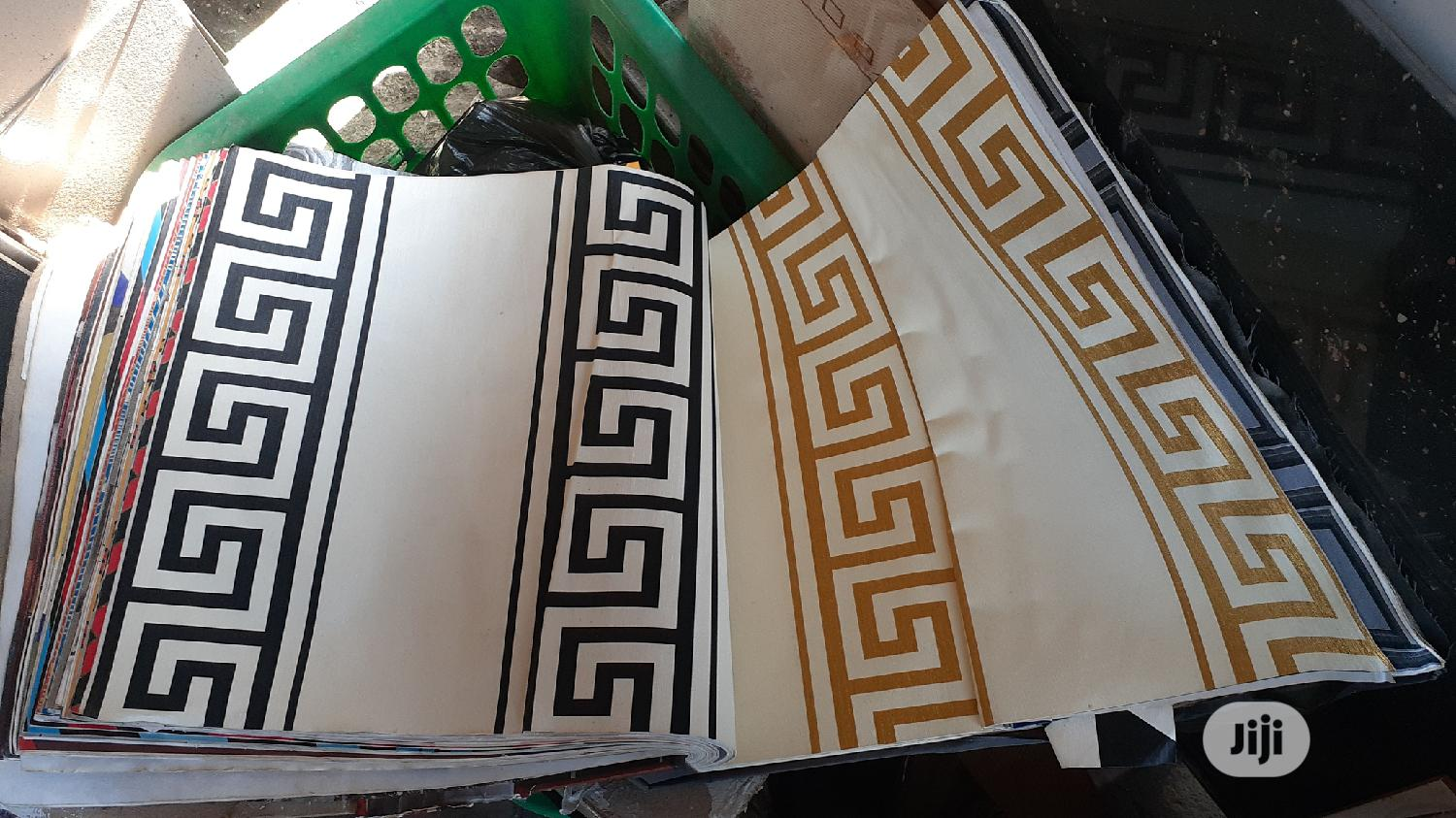 Gold Wallpaper | Home Accessories for sale in Yaba, Lagos State, Nigeria
