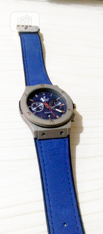 Classy Male Wristwatch