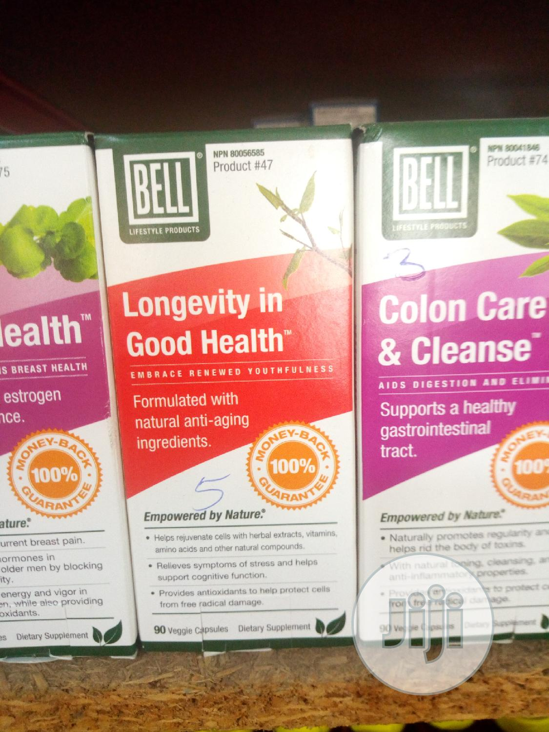 Longivity in Good Health Supplement Available for a Healthy Lifestyle