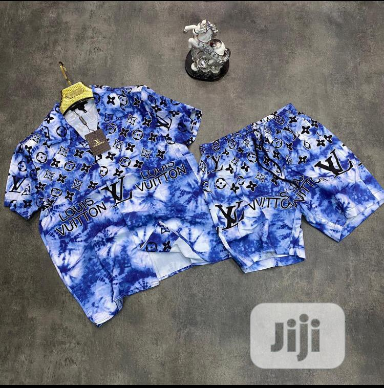 Quality Vintage Designers Shorts and Shirts for Men   Clothing for sale in Amuwo-Odofin, Lagos State, Nigeria