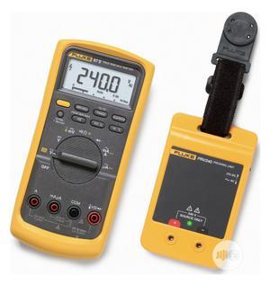 Fluke 87V/PRV240 Multimeter PRV240 Proving Unit Kit With F-87V   Measuring & Layout Tools for sale in Lagos State, Ojo